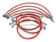 MK1 Golf GTI K-Jet Fuel Injector Hoses 7pc Set (1/12/1984->)